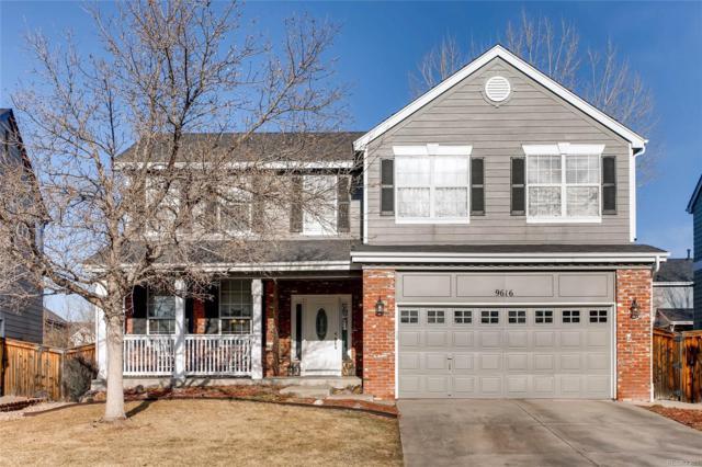 9616 Golden Eagle Avenue, Highlands Ranch, CO 80129 (MLS #3527167) :: 8z Real Estate