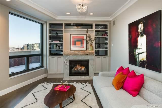 1590 Little Raven Street #507, Denver, CO 80202 (#3527222) :: Bring Home Denver with Keller Williams Downtown Realty LLC