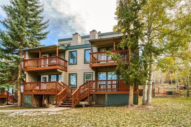 23195 Schussmark Trail A, Oak Creek, CO 80467 (#3527236) :: The Harling Team @ HomeSmart