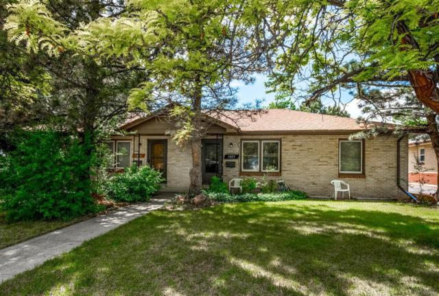 1801 Carr Street, Lakewood, CO 80214 (#3527264) :: HomePopper