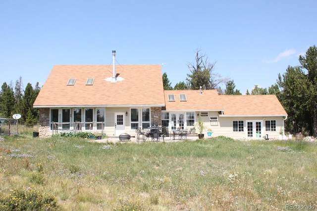 2525 Coil Drive, Fairplay, CO 80440 (#3527310) :: Own-Sweethome Team