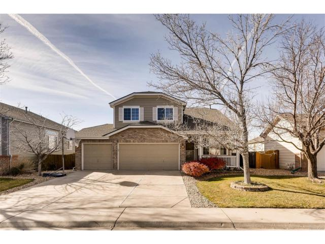18438 E Amherst Drive, Aurora, CO 80013 (#3527517) :: The Healey Group