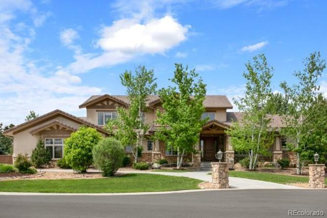 16279 W 51st Avenue, Golden, CO 80403 (#3528101) :: Colorado Home Finder Realty