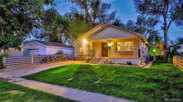 837 E Rio Grande Street, Colorado Springs, CO 80903 (#3528192) :: Venterra Real Estate LLC