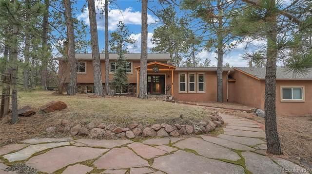 4375 Creek View Road, Colorado Springs, CO 80908 (#3528531) :: The HomeSmiths Team - Keller Williams