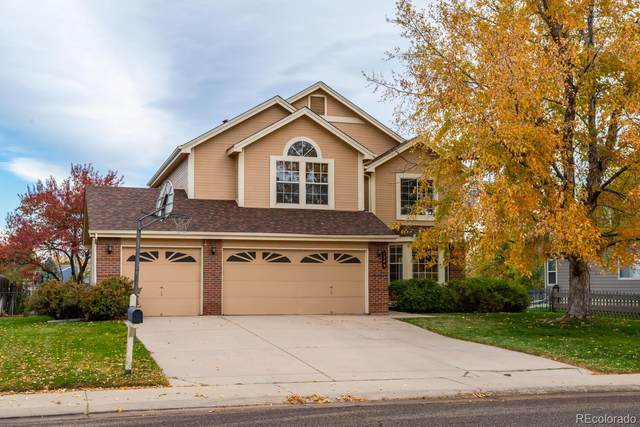 1249 Highland Park Drive, Broomfield, CO 80020 (#3528889) :: Peak Properties Group