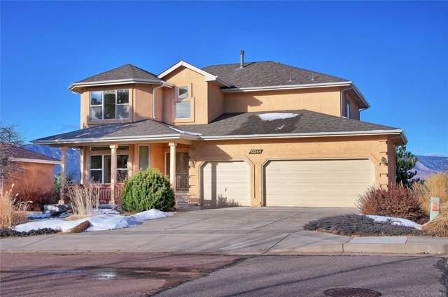 12244 Stanley Canyon Road, Colorado Springs, CO 80921 (#3529111) :: Colorado Home Finder Realty