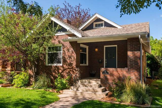769 S Corona Street, Denver, CO 80209 (MLS #3529482) :: Keller Williams Realty