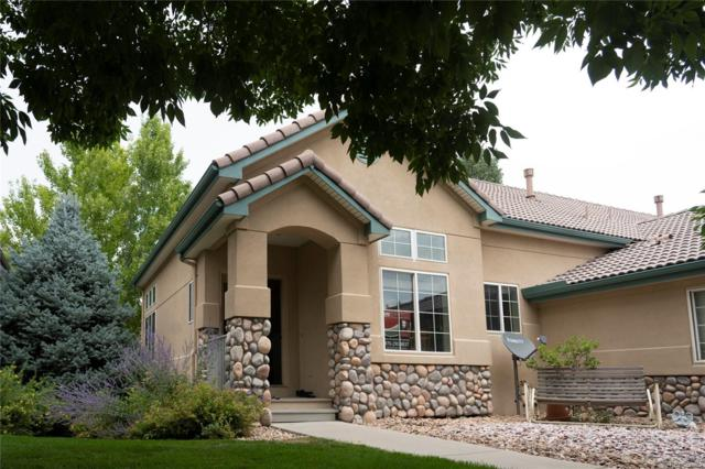 3678 W 111th Drive A, Westminster, CO 80031 (MLS #3529731) :: Keller Williams Realty