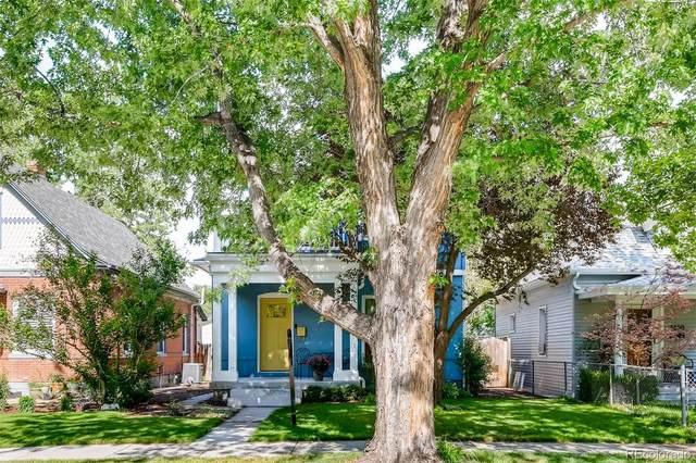 1446 S Washington Street, Denver, CO 80210 (MLS #3529763) :: Keller Williams Realty