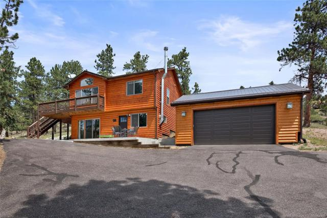 2985 County Road 72, Bailey, CO 80421 (#3530751) :: The Pete Cook Home Group