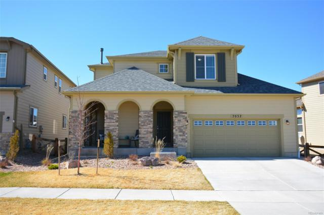 7032 Jagged Rock Circle, Colorado Springs, CO 80927 (#3530900) :: The Galo Garrido Group