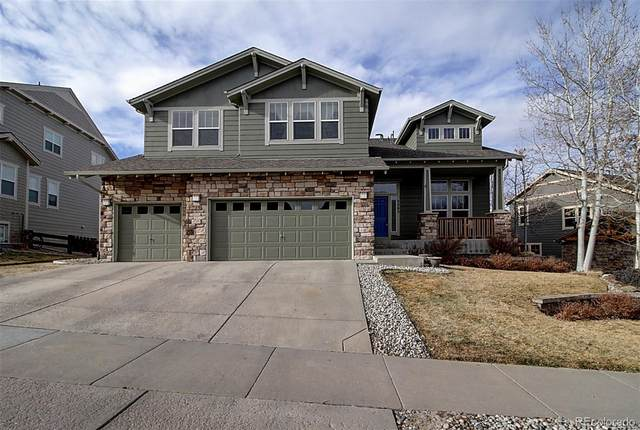 2303 Ridgetrail Drive, Castle Rock, CO 80104 (#3531070) :: Berkshire Hathaway HomeServices Innovative Real Estate