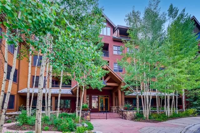53 Hunki Dori Court #8863, Dillon, CO 80435 (MLS #3531124) :: Find Colorado