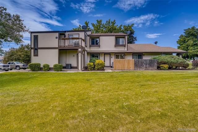 8796 Chase Drive #7, Arvada, CO 80003 (MLS #3531140) :: 8z Real Estate