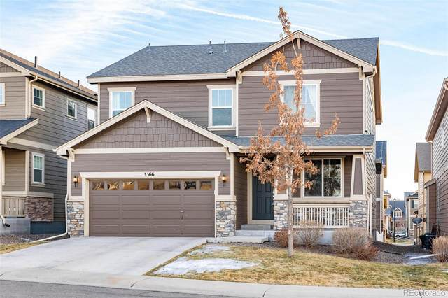 3366 E 141st Place, Thornton, CO 80602 (#3531288) :: The Harling Team @ HomeSmart