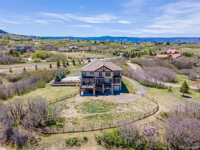 2205 Stevens Court, Castle Rock, CO 80109 (#3531375) :: Briggs American Properties