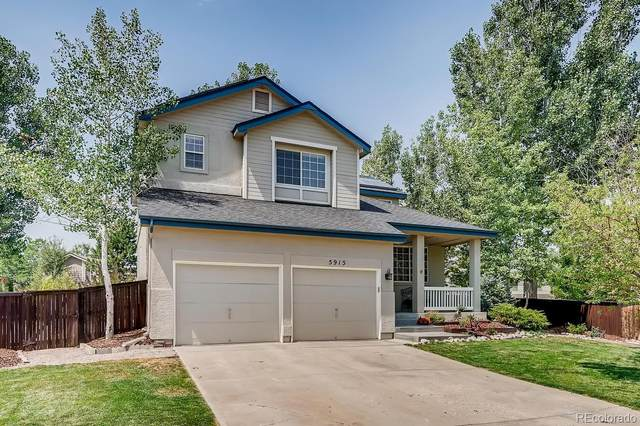 5915 Panther Butte, Littleton, CO 80124 (#3531746) :: The DeGrood Team