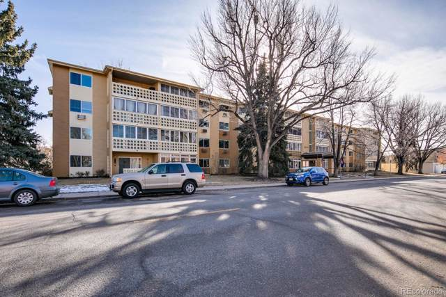 9300 E Center Avenue 8C, Denver, CO 80247 (#3531837) :: The Healey Group