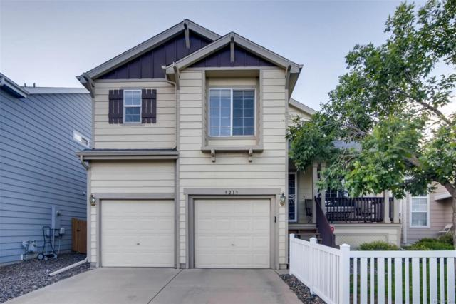 9213 E Arizona Place, Denver, CO 80247 (#3531970) :: HomePopper
