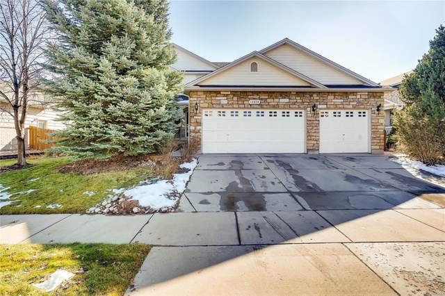 10854 W 54th Lane, Arvada, CO 80002 (#3532128) :: Real Estate Professionals
