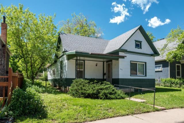 610 Dewey Avenue, Boulder, CO 80304 (#3532191) :: My Home Team