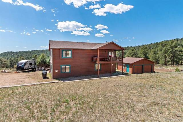 196 Conifer Drive, Bailey, CO 80421 (#3532257) :: The DeGrood Team