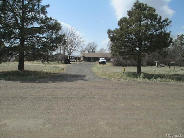 7409 S County Road 157, Strasburg, CO 80136 (#3532317) :: The DeGrood Team