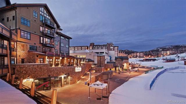 2250 Apres Ski Way R-310, Steamboat Springs, CO 80487 (#3532365) :: Compass Colorado Realty