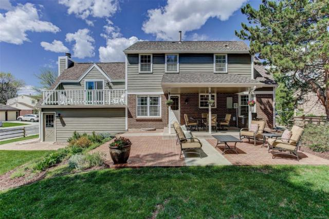 5198 S Dudley Street, Littleton, CO 80123 (MLS #3532447) :: 8z Real Estate