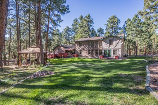 1531 Meadow Trail, Franktown, CO 80116 (#3532835) :: The DeGrood Team