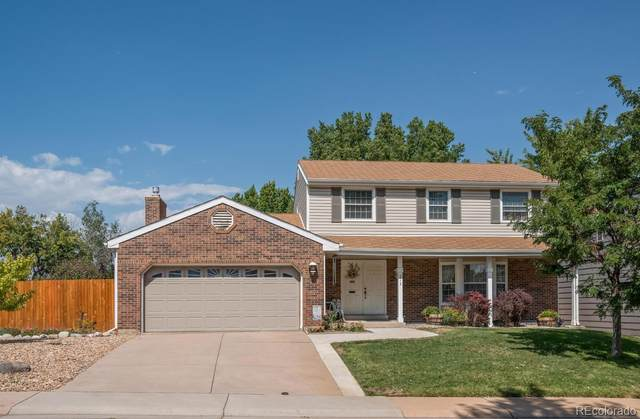 913 E Nichols Avenue, Centennial, CO 80122 (MLS #3532838) :: 8z Real Estate