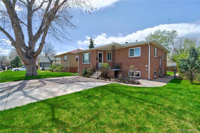 3905 S Logan Street, Englewood, CO 80113 (#3532969) :: Relevate | Denver