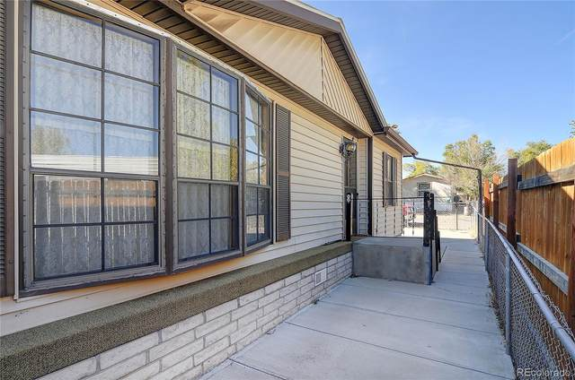 629 Vine Street, Salida, CO 81201 (#3533457) :: Venterra Real Estate LLC