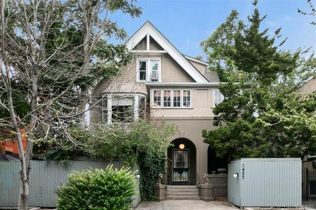1427 N Franklin Street #5, Denver, CO 80218 (MLS #3534079) :: 8z Real Estate