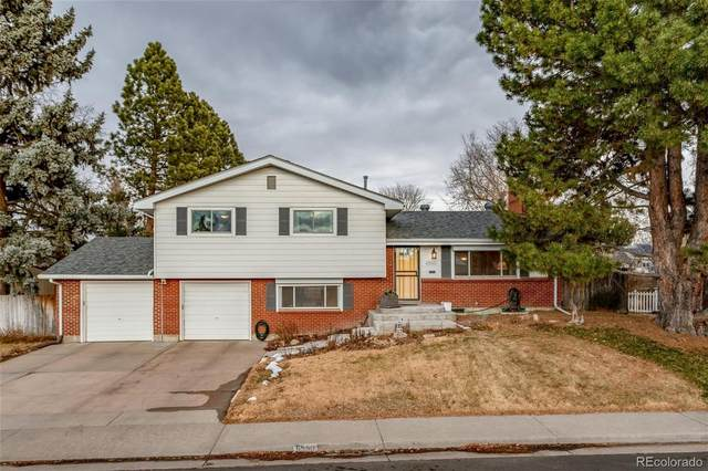 6550 S Downing Street, Centennial, CO 80121 (#3534401) :: The Healey Group