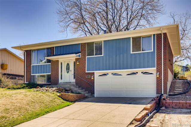 1563 S Zang Street, Lakewood, CO 80228 (#3534485) :: Mile High Luxury Real Estate
