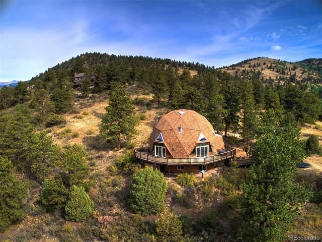 110 N Saddle Drive, Idaho Springs, CO 80452 (MLS #3534509) :: Neuhaus Real Estate, Inc.