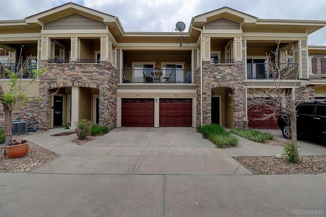 6273 Kilmer Loop #205, Arvada, CO 80403 (MLS #3534532) :: Bliss Realty Group