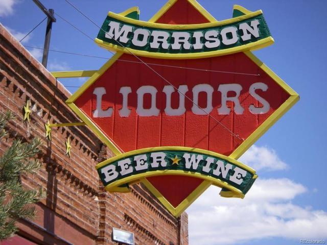 505 Bear Creek Avenue, Morrison, CO 80465 (#3534609) :: Hometrackr Denver