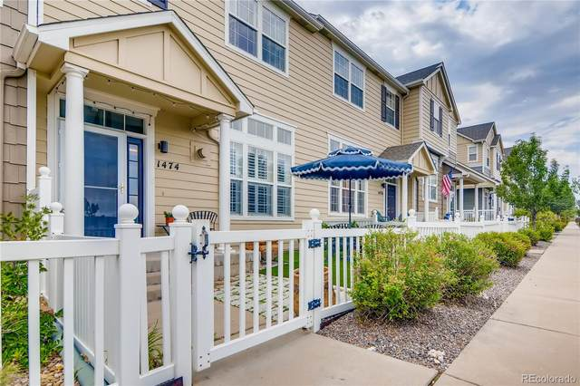 1474 Nemrick Place, Castle Rock, CO 80109 (#3534792) :: Compass Colorado Realty