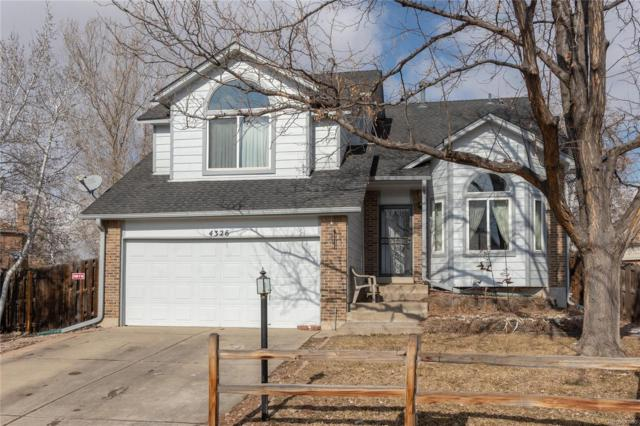 4326 Liverpool Street, Denver, CO 80249 (#3534971) :: The City and Mountains Group