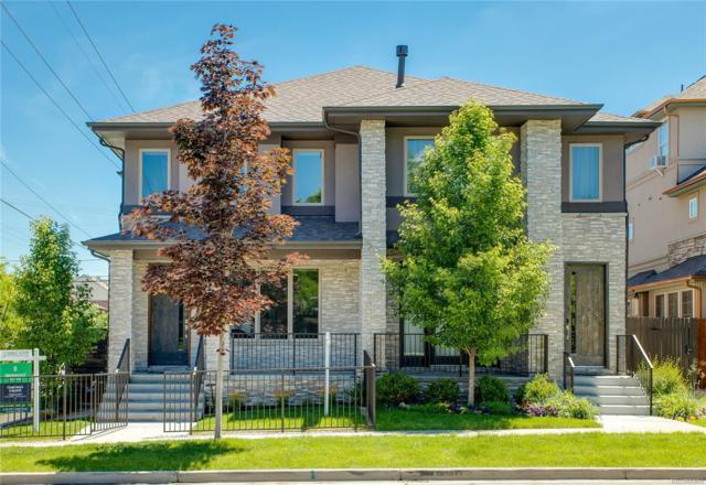 100 S Garfield Street, Denver, CO 80209 (#3535025) :: The Peak Properties Group