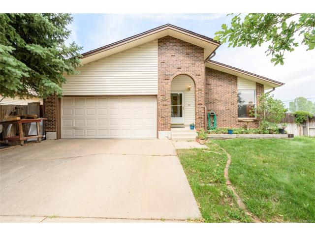 783 S Kenton Street, Aurora, CO 80012 (MLS #3535189) :: 8z Real Estate