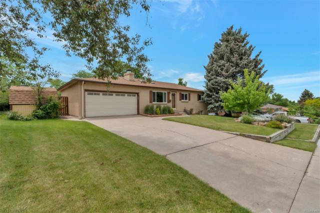 869 S Swadley Street, Lakewood, CO 80228 (#3535267) :: The Heyl Group at Keller Williams