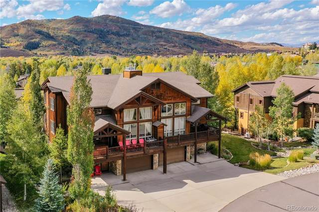 3287 Snowflake Circle #2, Steamboat Springs, CO 80487 (#3535290) :: Compass Colorado Realty