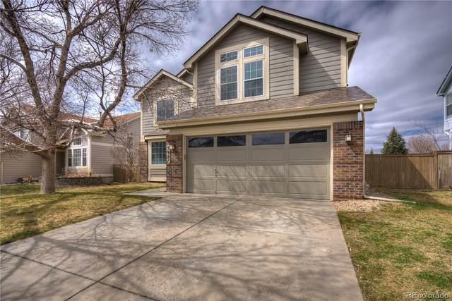 5921 S Rock Creek Drive, Castle Rock, CO 80109 (#3535361) :: Real Estate Professionals
