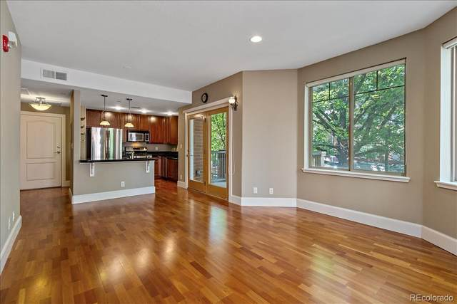 1570 Milwaukee Street #120, Denver, CO 80206 (#3535750) :: Chateaux Realty Group