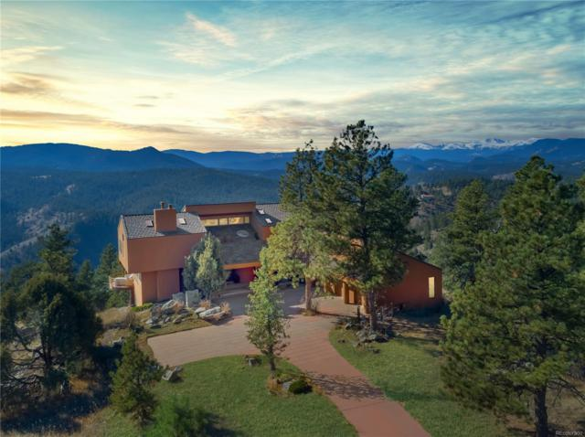 2295 Stonecrop Way, Golden, CO 80401 (#3536147) :: The City and Mountains Group