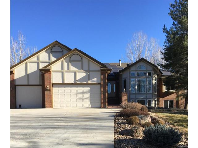 1095 Northridge Drive, Erie, CO 80516 (#3536296) :: The Griffith Home Team